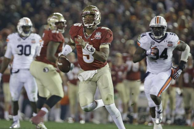 Power Ranking the Most Clutch Quarterbacks in College Football