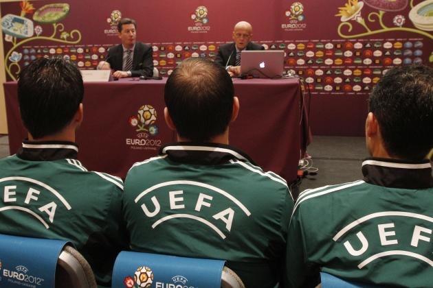 UEFA Plans Controversial New Injury Rule to Punish Offending Players