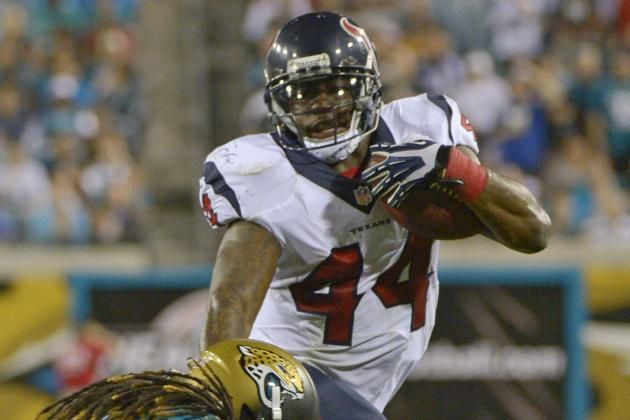 Fantasy Football 2014: Projections for Running Backs on New Teams (Part 1)