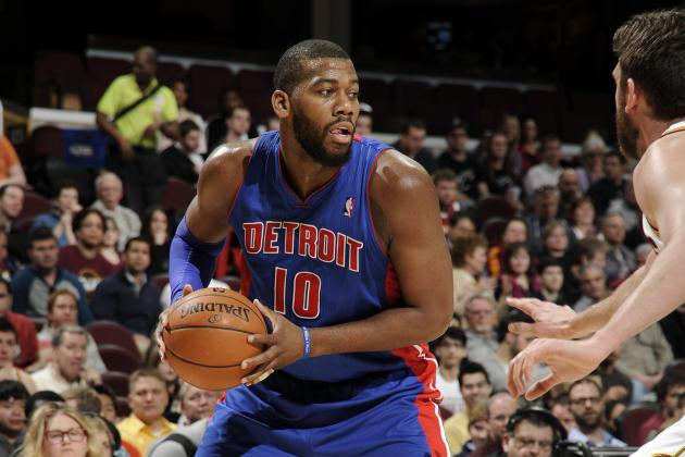 Report: Los Angeles Lakers, Charlotte Bobcats Interested in Greg Monroe