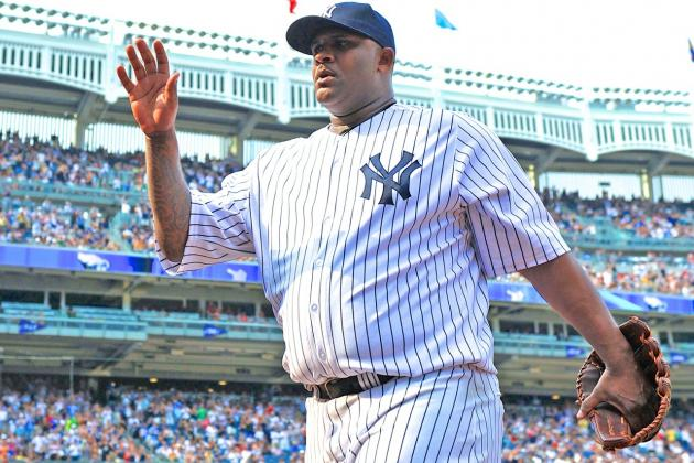 CC Sabathia Knee Puts Him on Shelf, Yankees Struggle to Find Starters