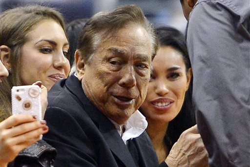 Donald Sterling Speaks Candidly on V. Stiviano on Leaked Audio Recordings