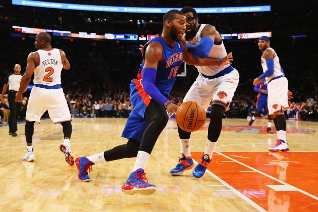 Greg Monroe Rumors: Latest Buzz and Speculation Surrounding Pistons Star
