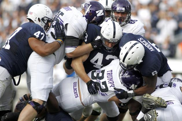 PSU Kickoff Time Announced for Homecoming Clash with Northwestern