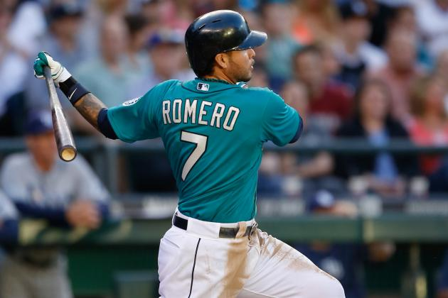 Mariners Notebook: Romero Flourishes in Larger Role