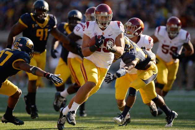 Former 4-Star RB Ty Isaac Will Transfer from USC Trojans
