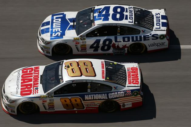 NASCAR Sprint All-Star Race 2014: Start Time, Lineup, TV Schedule and More