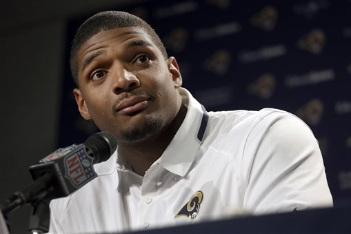 Michael Sam Speaks on Decision to Reveal Sexuality in People Magazine Interview