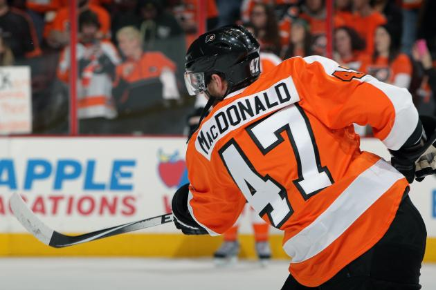 Upgrading Defense Must Be Flyers' Top Priority