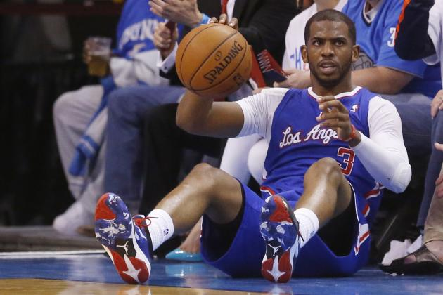 Can Chris Paul Rebound from Devastating Game 5 Loss and Save Clippers' Season?