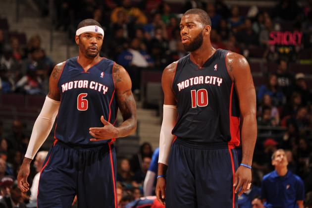 Josh Smith or Greg Monroe: Who Should Detroit Pistons Keep?