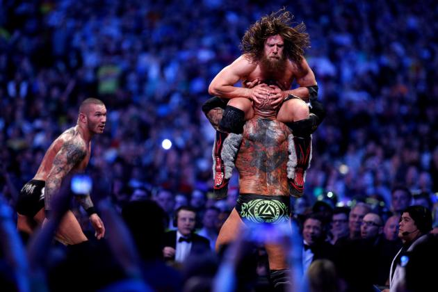 Projecting Impact of Daniel Bryan's Neck Injury on His Wrestling Style