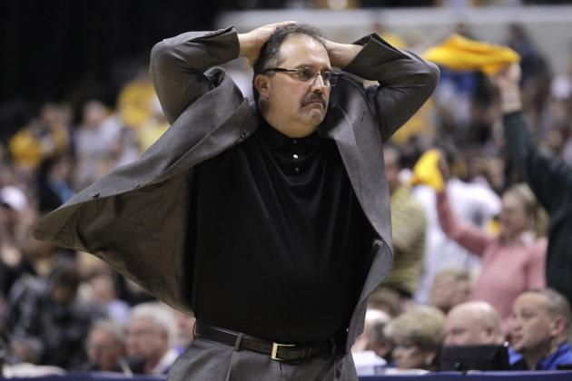 Why Stan Van Gundy Is Facing Enormous Pressure to Rebuild the Detroit Pistons