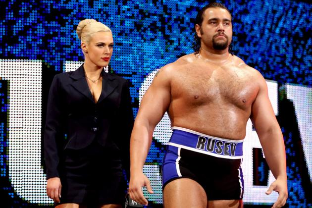 WWE: Increased Competition Will Enhance Rusev's Connection with Audience