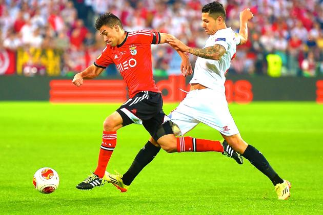 Sevilla vs. Benfica: Europa League Final Live Score, Highlights, Report