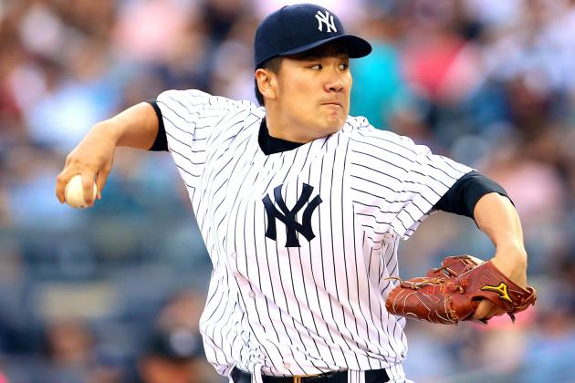 Masahiro Tanaka's Fortitude, Command Have Chance to Take Yankees Places