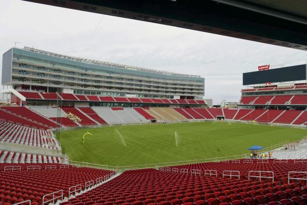 Pac-12 Football to Move Championship Game to San Francisco 49ers' Levi's Stadium