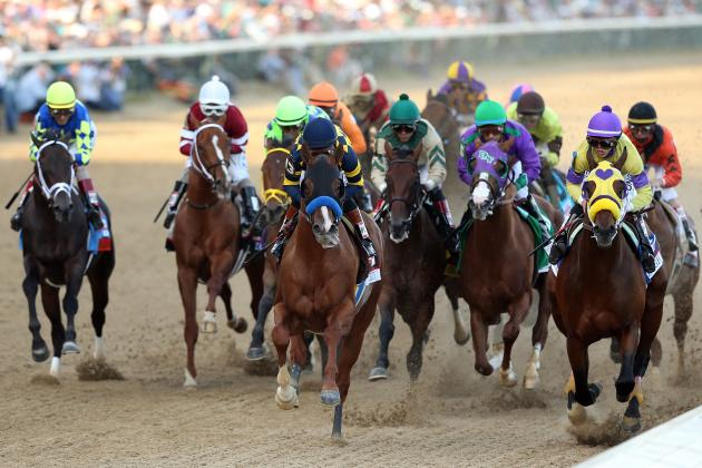 Preakness Odds 2014: Updated Lines and Favorites After Post Positions Draw