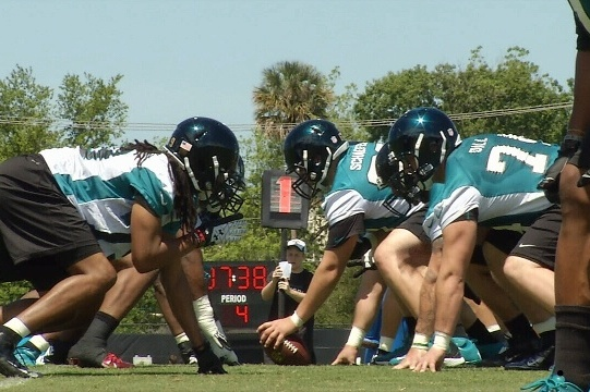 Details for Jaguars' Rookie Mini-Camp This Weekend