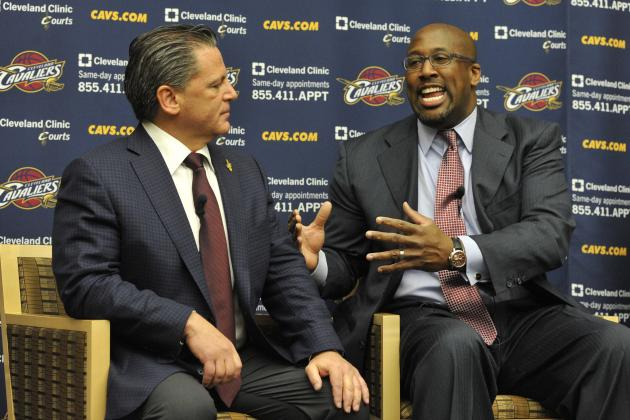 Mike Brown Latest Scapegoat for Cleveland Cavaliers Front Office Problem