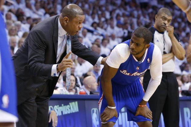 Doc Rivers' Post-Game Rant Won't Undermine Resilient Clippers in NBA Playoffs