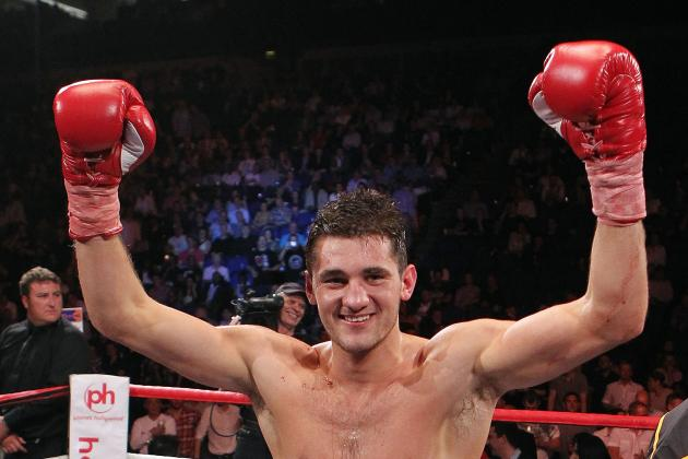Nathan Cleverly vs. Sean Corbin: Fight Time, Date, Live Stream, TV Info and More