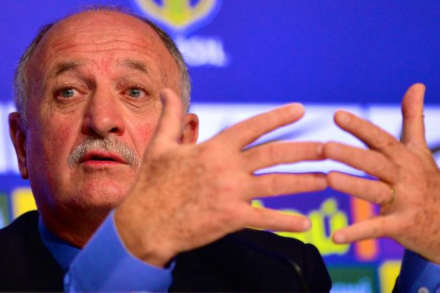 Luiz Felipe Scolari Releases Statement Amid Reported Tax-Evasion Investigation