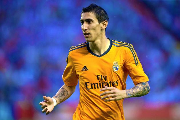 Arsenal Transfer News: Sensational Angel Di Maria Deal Eyed by Arsene Wenger