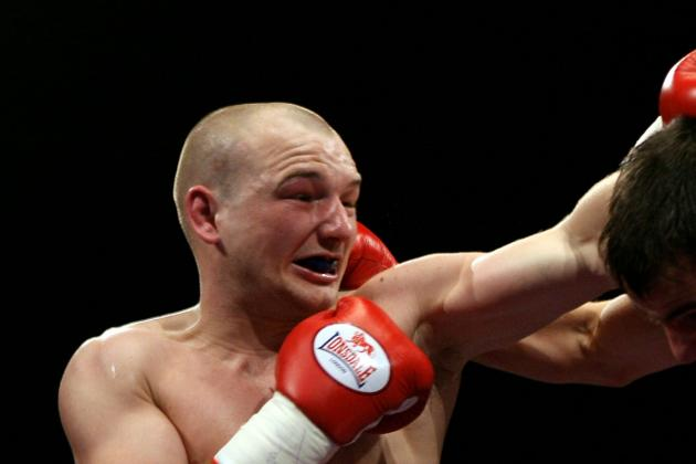 Gary Buckland vs. Gavin Rees: Fight Time, Date, Live Stream, TV Info and More