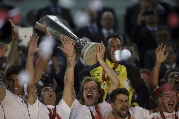 Europa League Final 2014: Players to Leave Benfica and Sevilla After Turin Epic