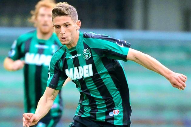 Will Domenico Berardi Play for Juventus Next Season?