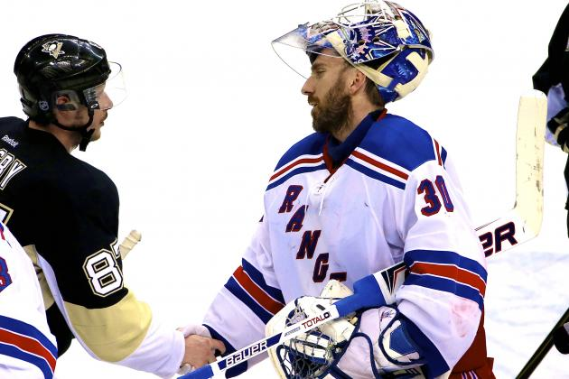 Red-Hot Henrik Lundqvist Making the Rangers a Stanley Cup Threat