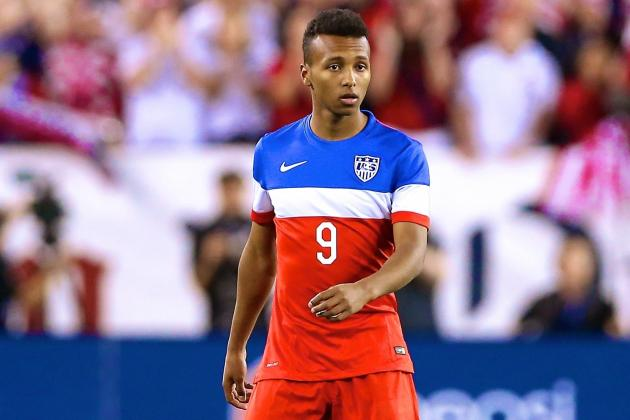 Will Julian Green See Any Playing Time at the World Cup?