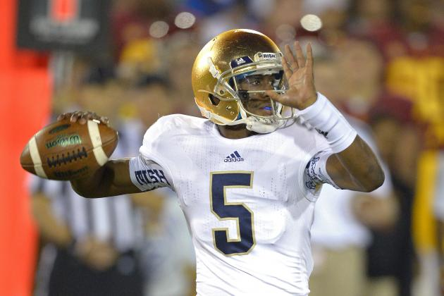 Notre Dame Football: Realistic Expectations for the Irish's 2014 Season