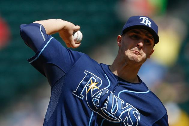 Odorizzi Wins, but Rays Lose Zobrist vs Mariners