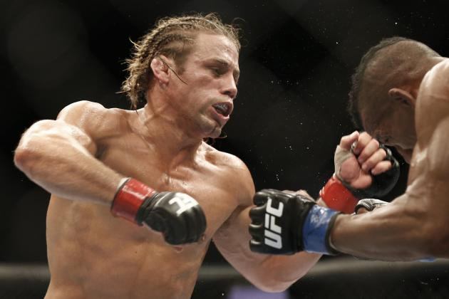 Urijah Faber vs. Alex Caceres Set for Bantamweight Bout at UFC 175