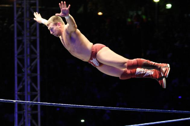 Examining Injury Risk of Daniel Bryan's Diving Headbutt