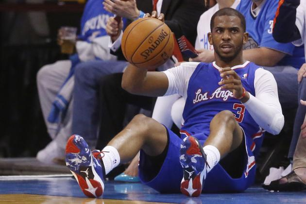 Chris Paul Facing Greatest Challenge of His NBA Career