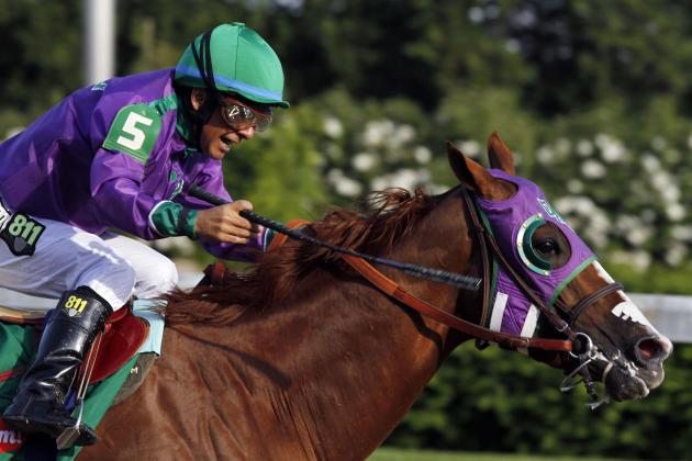 Preakness Entries 2014: Odds and Post Positions for Contenders and Sleepers