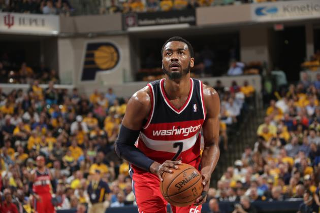 Why John Wall Is Ready to Carry Washington Wizards Over the Indiana Pacers