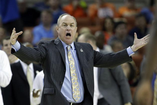 The Hardest Job in College Basketball: Head Coach at a Struggling BCS Program