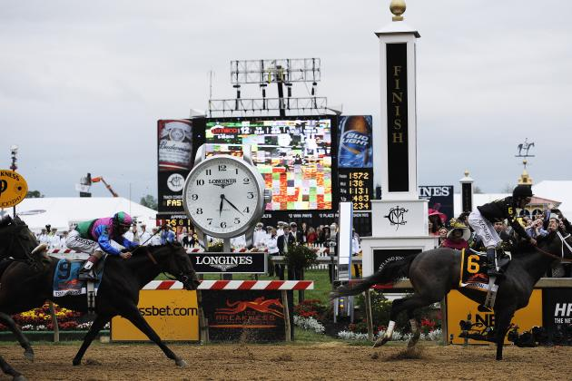 Preakness Draw 2014: Post Positions for Each Horse in the Field