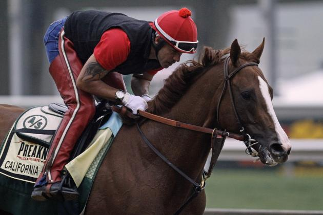 Preakness 2014: Post Time, TV Schedule and Race Live Stream