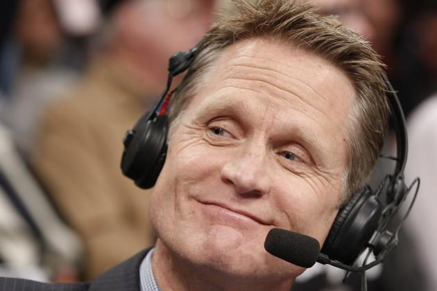 Twitter Reacts as Steve Kerr Accepts Warriors Head Coach Position over Knicks