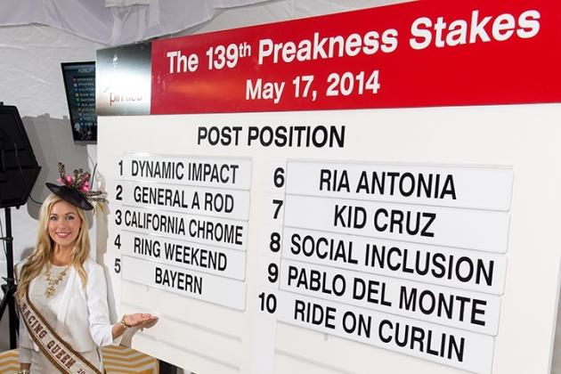 Preakness Picks 2014: Predictions and Odds for All Horses in Lineup