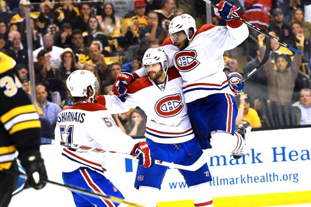 Montreal Canadiens vs. Boston Bruins Game 7: Live Score and Highlights