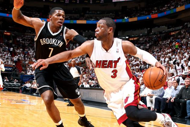 Nets vs. Heat: Game 5 Score and Twitter Reaction from 2014 NBA Playoffs