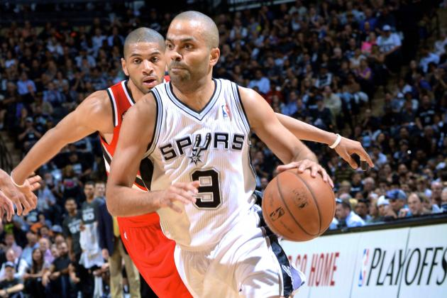 Tony Parker Injury: Updates on Spurs Star's Hamstring and Return