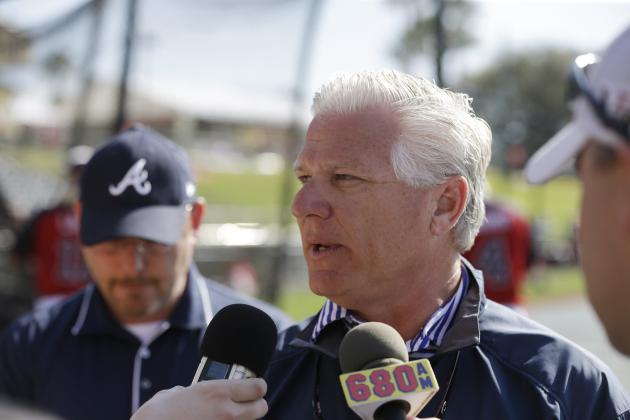 Braves Baseball: 5 Trade Targets GM Frank Wren Should Pursue by the Deadline