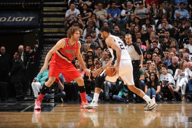Portland Trail Blazers vs. San Antonio Spurs: Game 5 Grades and Analysis